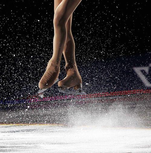 Jumping <3 #figureskating #jump