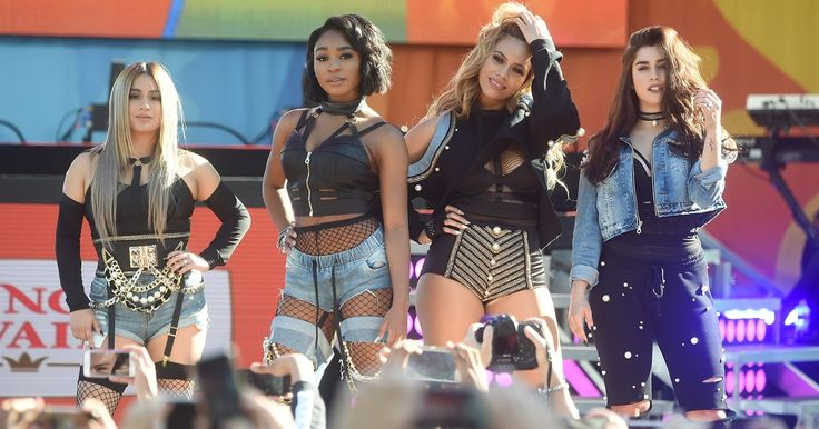 Watch Fifth Harmony, Gucci Mane Debut Breezy New Song 'Down' on 'GMA' #headphones #music #headphones