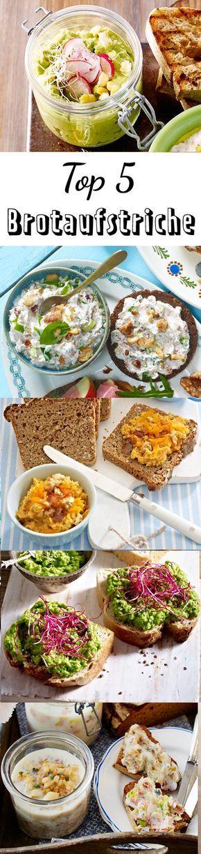 Die vegetarischen Brotaufstriche wirst du dir nicht nur aufs Brot schmieren, sondern gleich aus dem Glas löffeln.