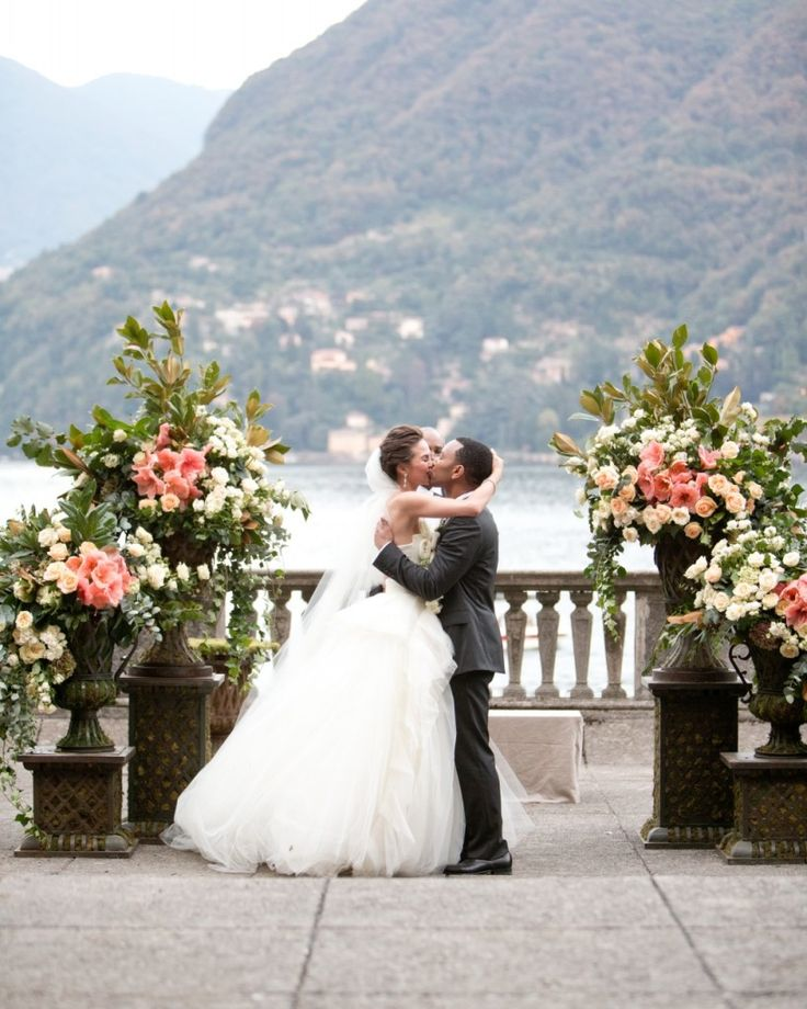 Legendary Lake Como - Lisa Vorce | John Legend Chrissy Teigen Wedding | Photo credit Aaron Delesie