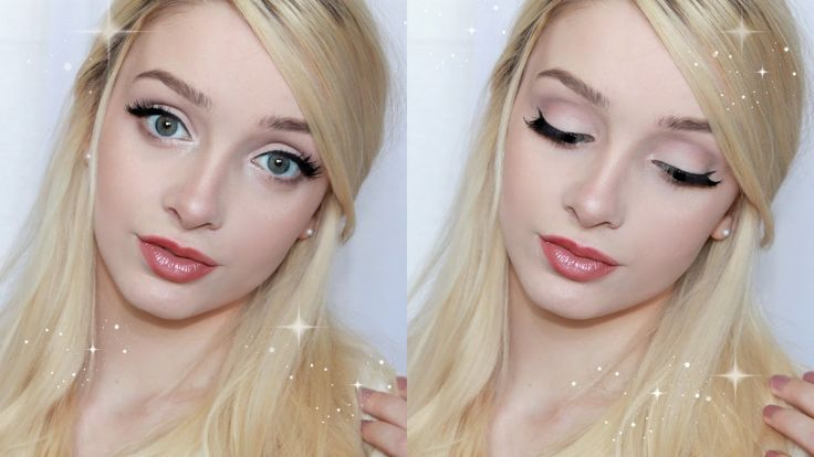How to Look Like a Disney Princess | Everyday Makeup Tutorial - YouTube