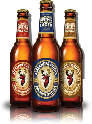 Alexander Keith's Beer   Canada