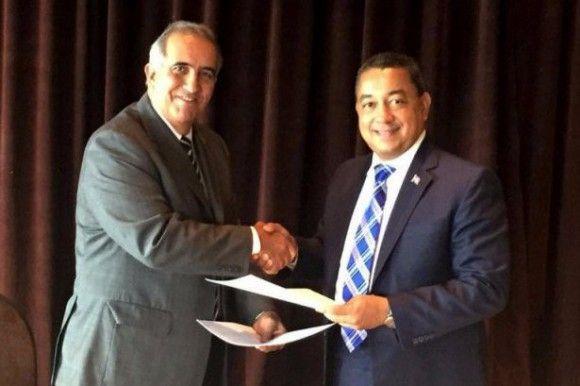 R.Dominicana y Uruguay firman memorando de entendimiento ... - 7dias.com.do