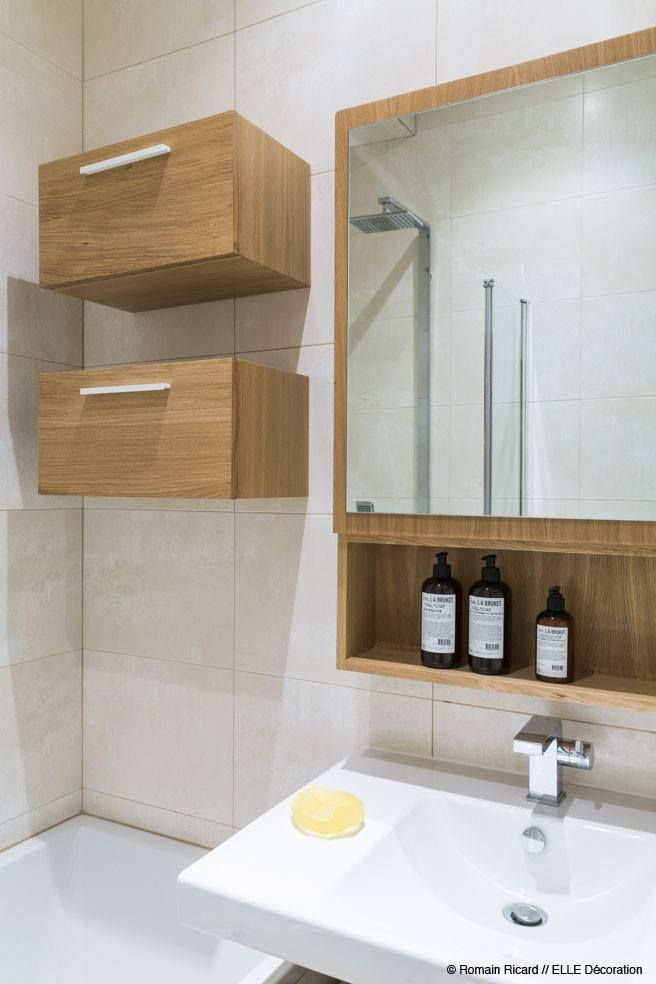 63 best Salle de bains images on Pinterest Bathroom, Bathrooms and