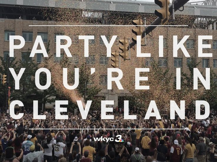 This is how we do it! #CavsParade