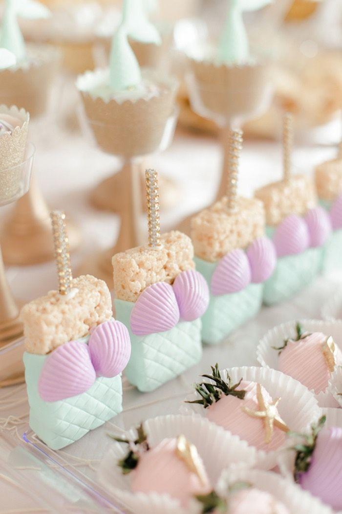 Meerjungfrau Geburtstagsparty Fingerfood Rezepte Und Gesunder Leben