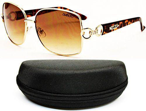 D5028-CC Diamond Eyewear Oversized Women's Sunglasses (O1383B Gold/Tortoise Brown) - http://todays-shopping.xyz/2016/07/20/d5028-cc-diamond-eyewear-oversized-womens-sunglasses-o1383b-goldtortoise-brown/
