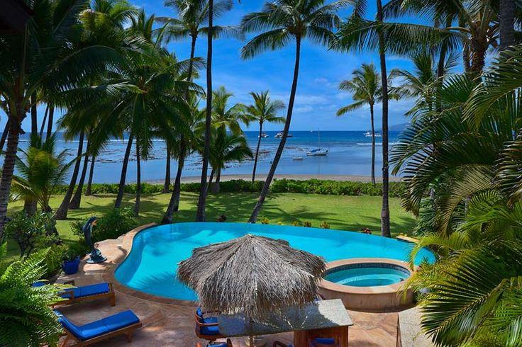Maui, Hawaii - Lahaina Maui