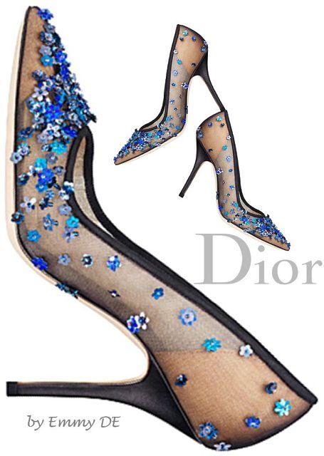 Brillianter Luxus ♦ Dior SS 2015