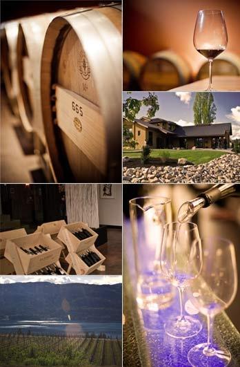 Ex Nihilo Winery, Okanogan