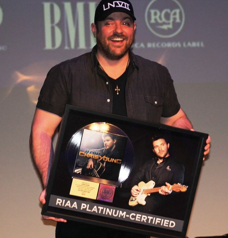 """For Chris Young, it began as an innocent day, with a #1 party scheduled that night at the Grand Ole Opry House. Chris had celebrated #1 songs before. The last #1 party was actually at the Country Music Hall of Fame. This time, he was celebrating """"Sober Saturday Night,"""" a song that featured Vince"""