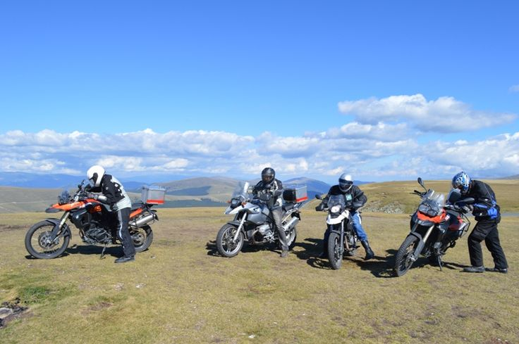 On Top of The World www.motorcycle-tours.travel