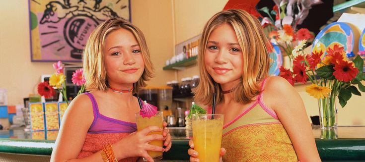Mira c�mo han cambiado las gemelas Olsen con el paso del tiempo