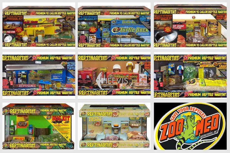 Alle mogelijke soorten #Terrarium Starter Kits van ZooMed in voorraad  in de #Heevis winkel. Plug & Play, dus gebruiksklaar. Bijvoorbeeld voor Heremietkreeften, Kevers/#Sprinkhanen, #Gekko's, #Agamen, Slangen, Kikkertjes, #Schildpadden enz. Mooi, apart, gemakkelijk (en natuurlijk ook erg leerzaam voor de kinderen).