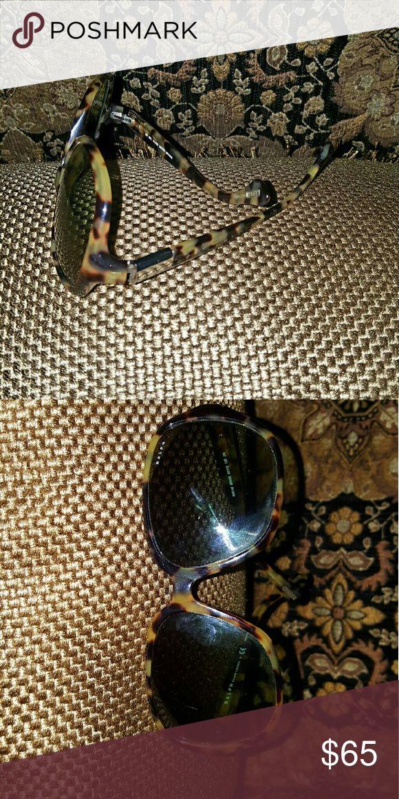 RaLPh LauRen Jackie O SUNSHADES Tortoise shell Ralph Lauren Jackie O Style SUNSHADES Ralph Lauren Accessories Sunglasses