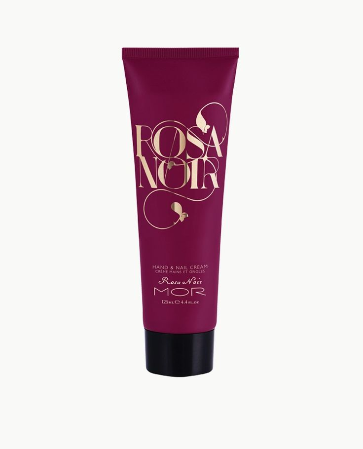 Rosa Noir Hand & Nail Cream - A captivating rich formulation designed to soften and rejuvenate hands and nails. Sweet Almond, Sesame and Macadamia Oils are blended with exotic Extracts of Wild Rose, Hibiscus and Licorice to deeply nourish and moisturise.