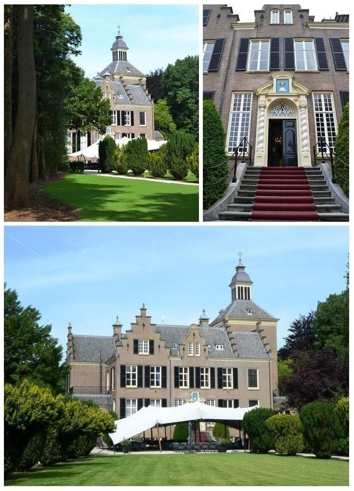 Kasteel het Maarten Maartenshuis in Doorn - Utrechtse Heuvelrug