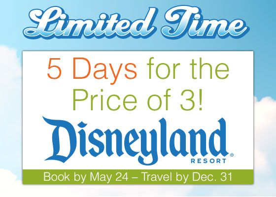 Get Away Today Vacations - Official Site - The #1 provider of discount Disneyland ® family vacations