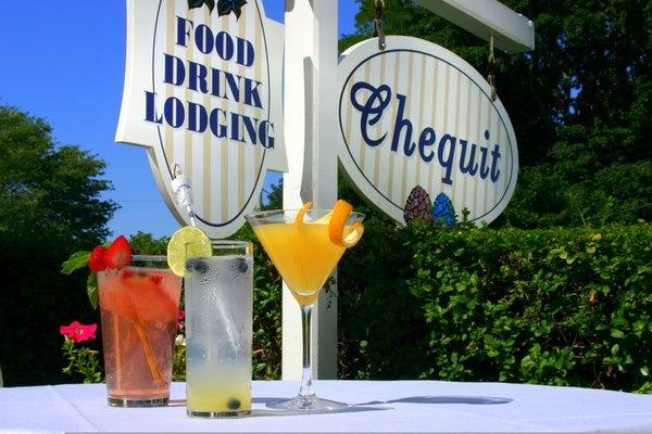 Chequit Inn, Shelter Island NY   #ridecolorfully