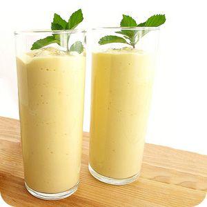 Mango High Protein Smoothie