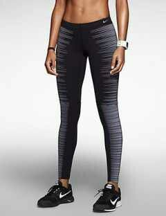 Nike light up leggings
