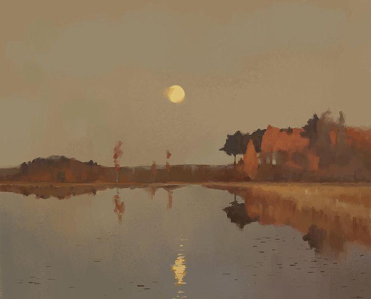ArtStation - Master Studies, Ivan Khomenko