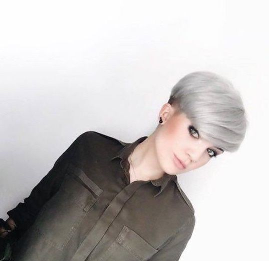 1000 images about kurzhaarfrisuren on pinterest bobs short hairstyles and short shaved. Black Bedroom Furniture Sets. Home Design Ideas