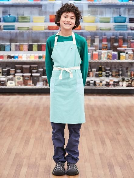 Get to know the 12 bite-sized bakers competing in Season 3 of Kids Baking Championship.