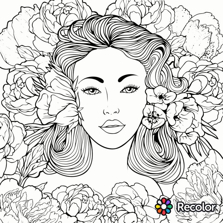 1167 Best Coloring Pages Images On Pinterest
