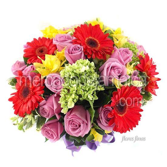Arreglos con Gerberas Rojas Atracción| Envia Flores