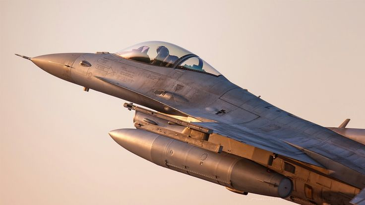 F16 Fighting Falcon 32 Tactical AB #aircraft #military #aviation