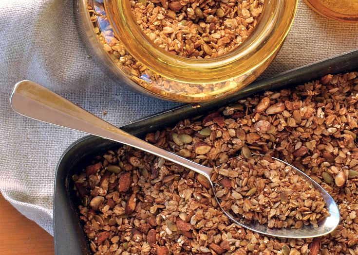 toasted muesli | #muesli #breakfast #recipe #foodwise