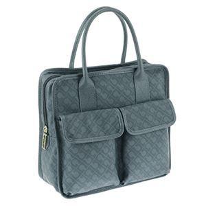Gherardini (ゲラルディーニ) GH0201 TP/DUST 手提げバッグ - 拡大画像  #ハンドバッグ #レザー #トレンド #モデル #シャネル #セリーヌ #エルメス #トート #ボストン