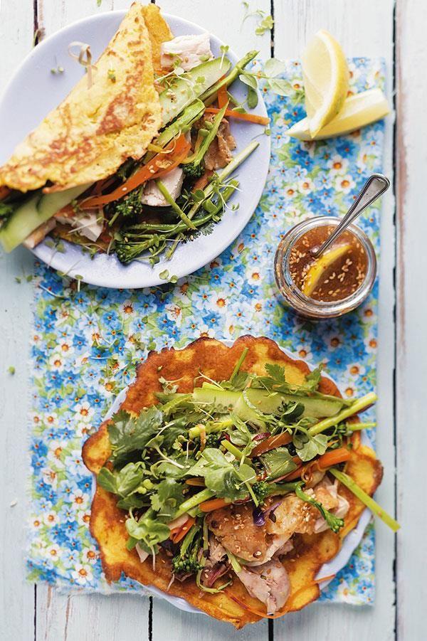 Sweet potato tortillas  #Banting www.rooirose.co.za