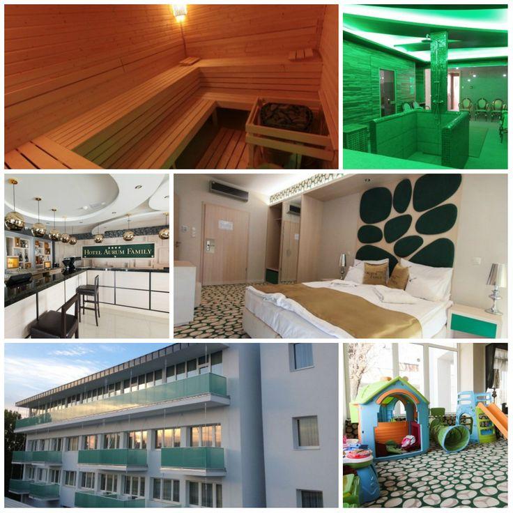 Hotel Aurum Family Hajdúszoboszló   -  Kedvezményes felfrissülés  9.725 Ft/fő/éjtől!
