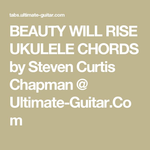 54 Best Ukulele Images On Pinterest Ukulele Chords Guitar Tabs