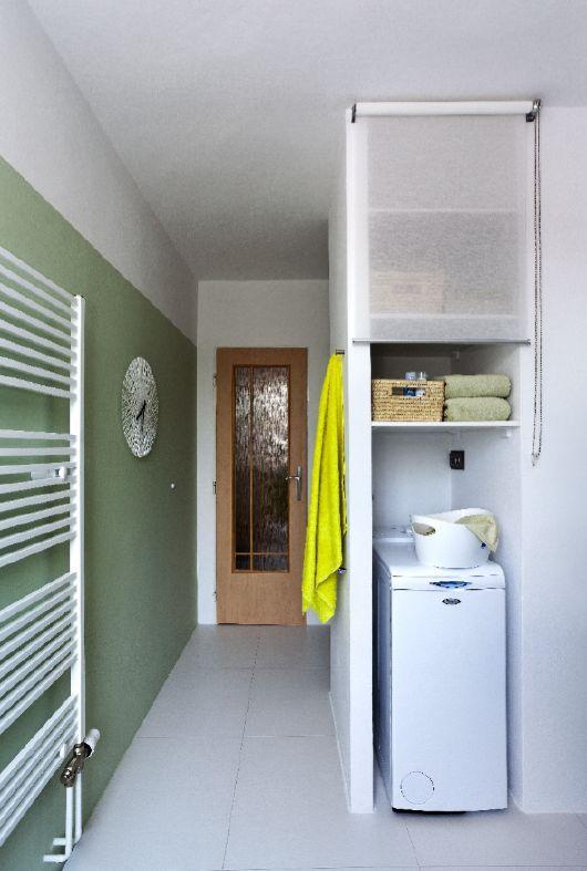 Galerie: Koupelna pro lepší zítřek
