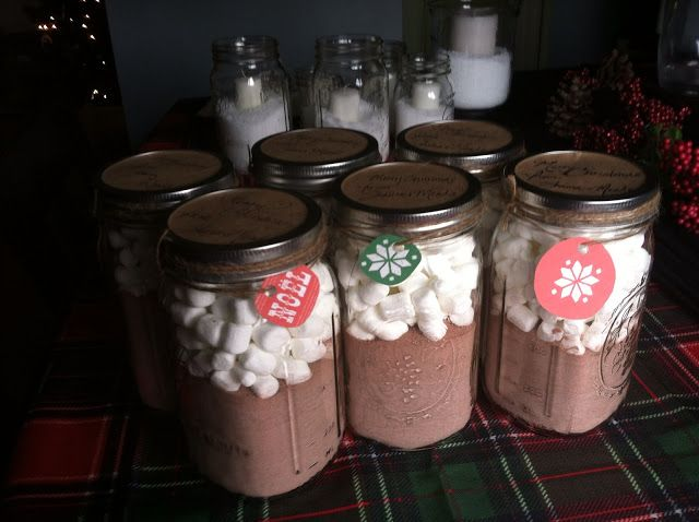 Rejoicing in the Rain: Christmas: Holiday Party Favors