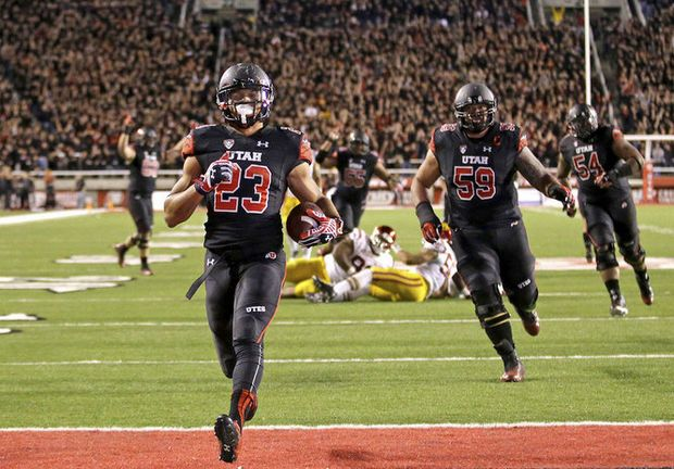 No. 3 Utah faces USC on the road, plus more Pac-12 football scores & updates