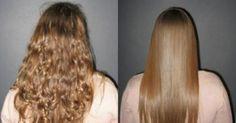 Αν τα φυσικά σου μαλλιά είναι ελαφρώς σπαστά αυτό το tip θα στα ισιώσει με θαυματουργό τρόπο και θα σε γλιτώσει από ώρες μπροστά στο καθρέφτη με τη βούρτσα