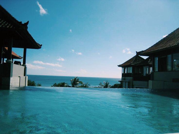 Mercure hotel, Kuta beach, Bali, June 2015
