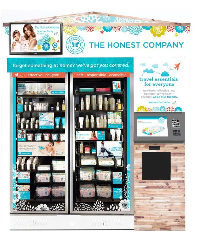 Something? Hunt Down One of These Beauty Vending