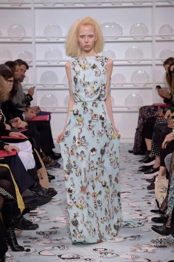Bertrand Guyon's second Haute Couture collection for Schiaparelli - Silhouette 18
