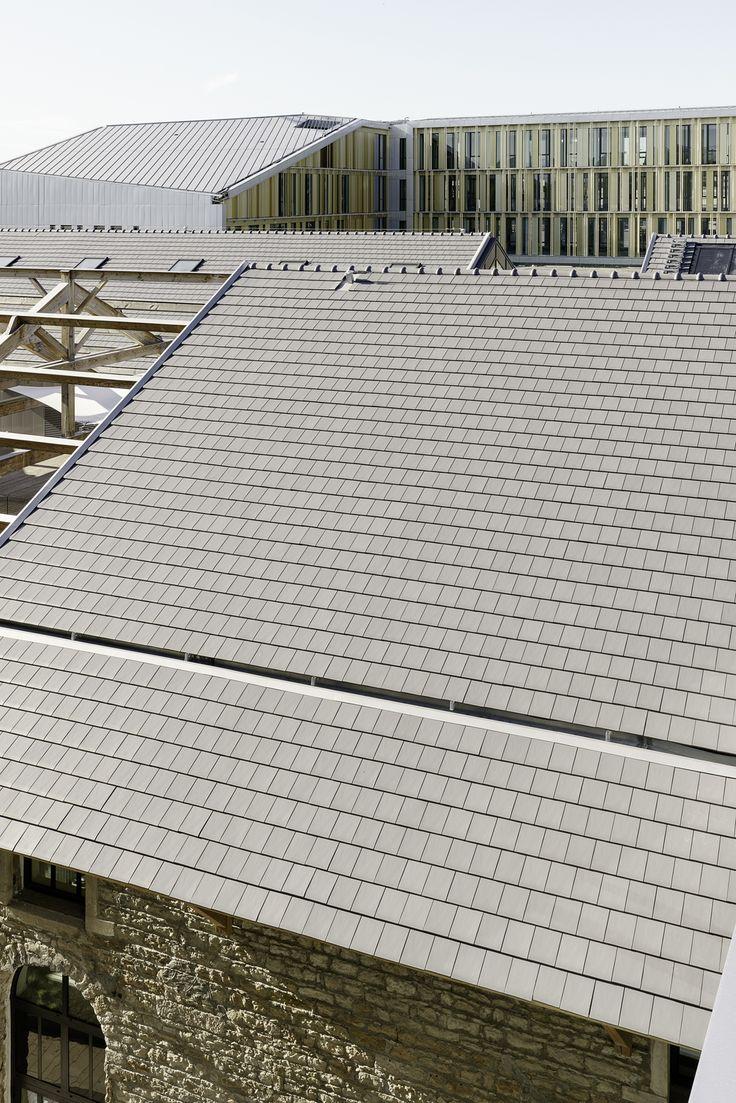 Les 25 meilleures id es de la cat gorie toiture en tuile for Tuiles legeres pour toiture