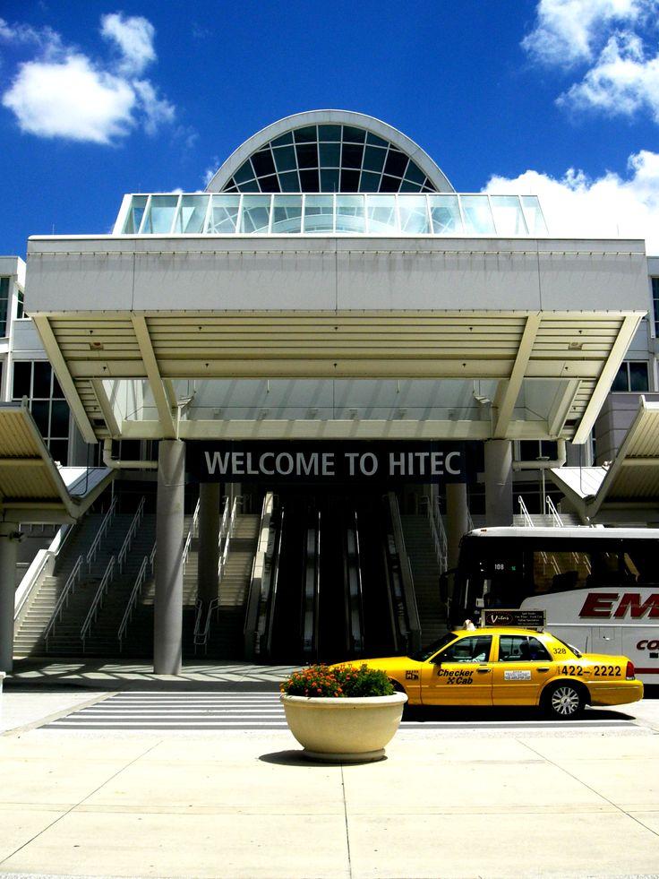 HITEC - Entrance