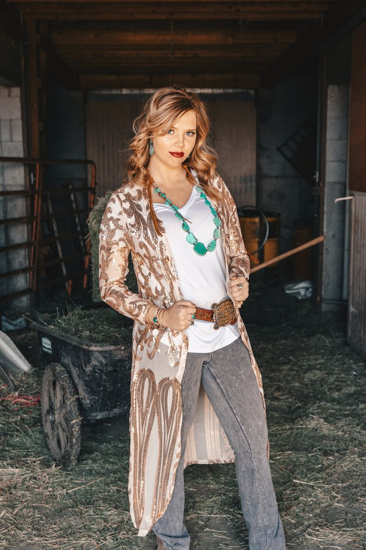 The Vegas Crop Duster Rodeo Fashion Nfr Outfits