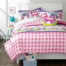 Sears Garden Owl comforter set