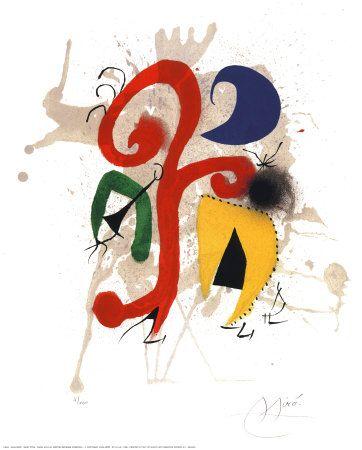Joan Miró, Art and Prints at eu.art.com
