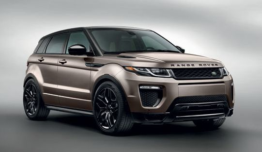 2017 Range Rover Evoque HSE Dynamic - The 2017 Range Rover Evoque HSE Dynamic version has actually got some most recent technology that