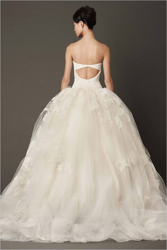 Stunning Wedding Dresses Tumblr : 26 best images about vera wang on pinterest